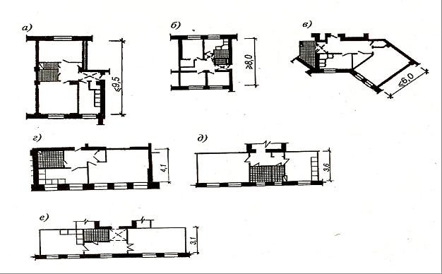 архитектурно-планировочным